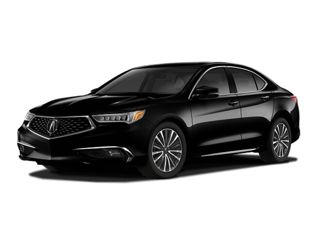 2018 Acura TLX 3.5 V-6 9-AT P-AWS with Advance Package Sedan