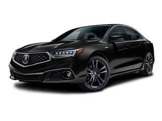 2018 Acura TLX 3.5 V-6 9-AT P-AWS with A-SPEC Sedan