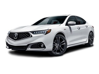 New 2018 Acura TLX 3.5 V-6 9-AT P-AWS with A-SPEC RED Sedan For Sale in Little Rock AR