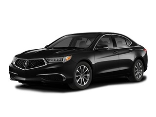 2018 Acura TLX 3.5 V-6 9-AT P-AWS Sedan