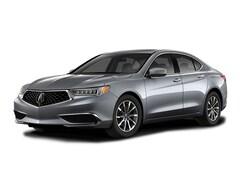2018 Acura TLX 3.5 V-6 9-AT P-AWS Sedan