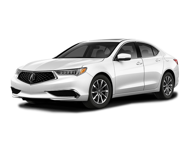 2018 Acura TLX 3.5 V-6 9-AT SH-AWD with Technology Package Sedan