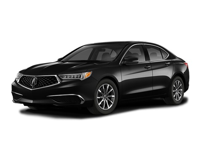 New 2018 Acura TLX 3.5 V-6 9-AT SH-AWD with Technology Package Sedan in Stockton, CA