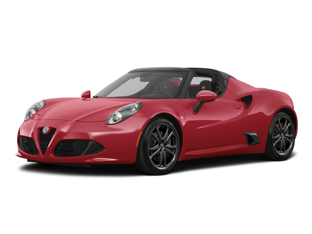 2018 Alfa Romeo 4c Spider Digital Showroom Thompson Alfa Romeo Of