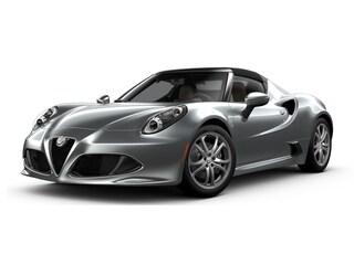 2018 Alfa Romeo 4C Base Spider