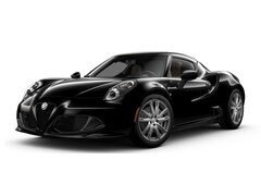 2018 Alfa Romeo 4C Base Coupe