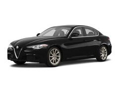 Used 2018 Alfa Romeo Giulia Base Sedan HJ7566363 in Orlando, FL