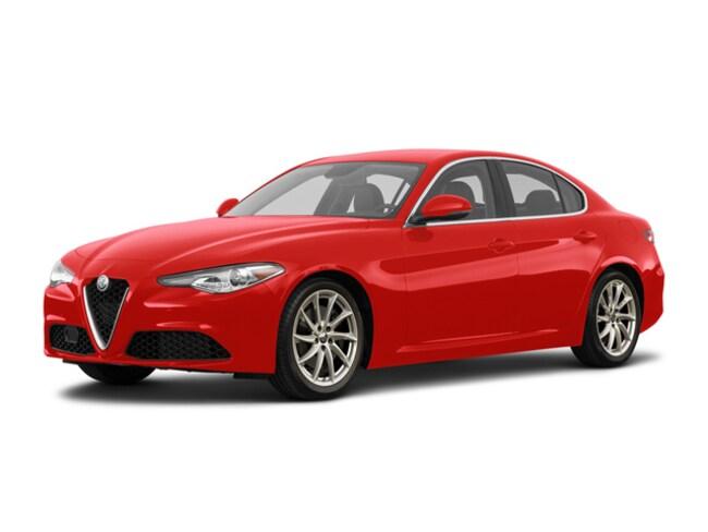 2018 Alfa Romeo Giulia SPORT RWD Sedan