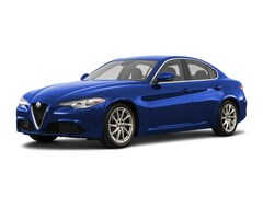 Used 2018 Alfa Romeo Giulia Base Sedan HJ7567128 in Orlando, FL