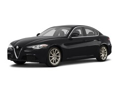 Used 2018 Alfa Romeo Giulia Base Sedan HJ7565385 in Orlando, FL