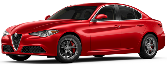 2018 Alfa Romeo Giulia Sedan Base