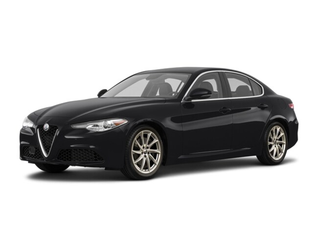 Used 2018 Alfa Romeo Giulia Base Sedan For Sale in Greater Atlanta, GA