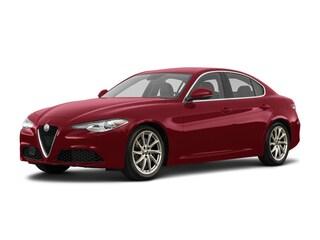 New 2018 Alfa Romeo Giulia AWD Sedan Boston