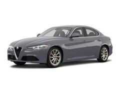 New 2018 Alfa Romeo Giulia Base Sedan in McKinney TX