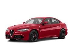 2018 Alfa Romeo Giulia Quadrifoglio RWD