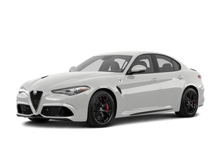 New 2018 Alfa Romeo Giulia QUADRIFOGLIO RWD Sedan for Sale in Atlanta at Jim Ellis Alfa Romeo