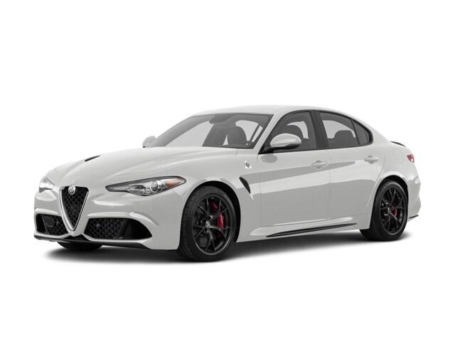2018 Alfa Romeo Giulia Quadrifoglio Sedan