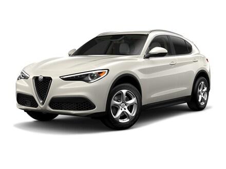 New 2018 Alfa Romeo Stelvio Base SUV for sale in Wilkes Barre