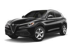 New 2018 Alfa Romeo Stelvio Sport Sport Utility Near Dallas TX