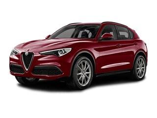 2018 Alfa Romeo Stelvio Ti Sport Utility