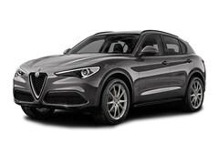 2018 Alfa Romeo Stelvio Ti Ti AWD