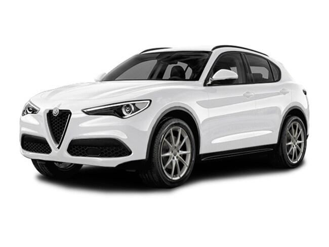 2018 Alfa Romeo Stelvio Ti SPORT AWD Sport Utility