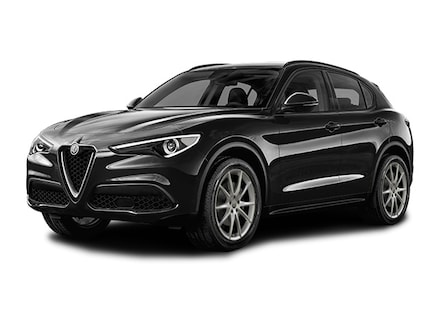 2018 Alfa Romeo Stelvio Ti Lusso SUV