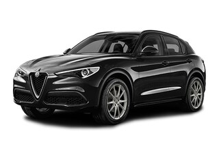 Pre-Owned 2018 Alfa Romeo Stelvio Ti SUV WF1619 near Boston