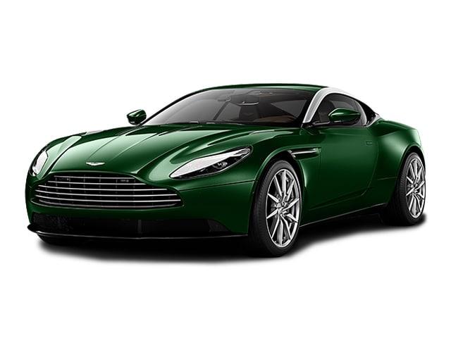 Jet Black Aston Martin >> 2018 Aston Martin DB11 Coupe | San Diego