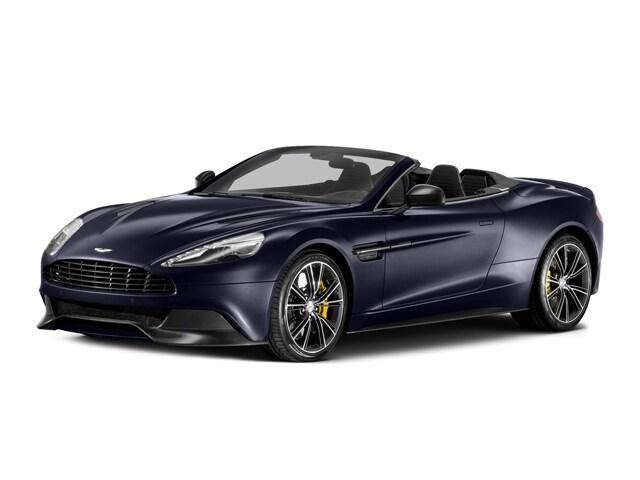2018 Aston Martin Vanquish Convertible Digital Showroom The
