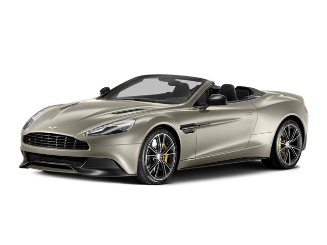 Silver Aston Martin West Palm Beach
