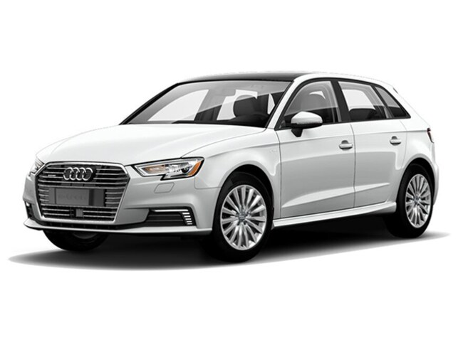 New 2018 Audi A3 e-tron 1.4T Premium Plus Hatchback for sale/lease Salt Lake City UT