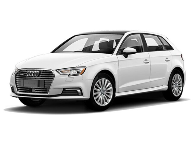 New 2018 Audi A3 e-tron 1.4T Premium Hatchback for sale in Miami
