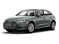 New 2018 Audi A3 e-tron Premium Plus Hatchback WAUTPBFF9JA058259 for sale at McKenna Audi, serving Los Angeles.
