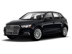 New 2018 Audi A3 e-tron Hatchback Los Angeles, Southern California