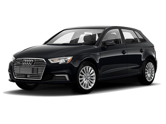 2018 Audi A3 e-tron Premium Plus Hatchback