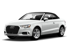 New Audi 2018 Audi A3 2.0T Premium Cabriolet for sale in Rutland, VT