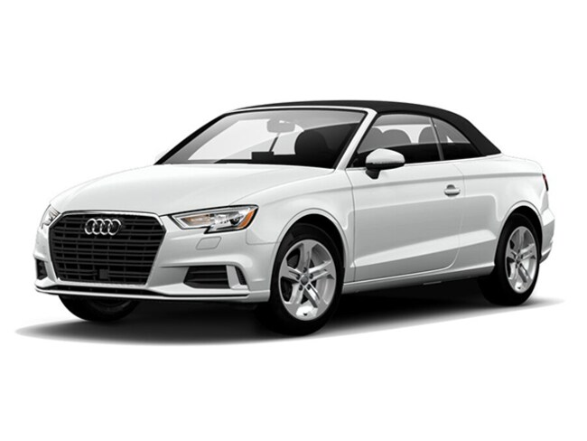 New 2018 Audi A3 2.0T Cabriolet for sale in Latham, NY