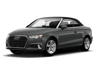 New 2018 Audi A3 2.0T Premium Plus Cabriolet in Mentor, OH