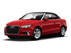 2018 Audi A3 Cabriolet for Sale Near Chicago