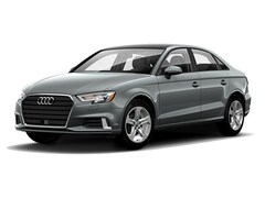 New 2018 Audi A3 2.0T Premium Sedan WAUB8GFF6J1067913 for sale in Latham, NY