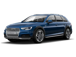 2018 Audi A4 allroad Wagon Scuba Blue Metallic