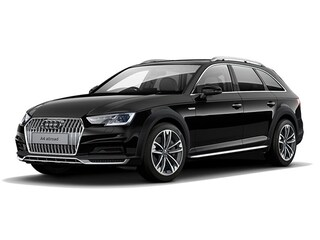 New 2018 Audi A4 allroad 2.0T Premium Plus Wagon Burlington MA