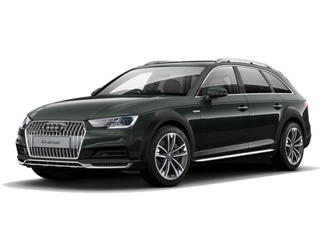 New 2018 Audi A4 allroad 2.0T Premium Plus Wagon Near San Francisco