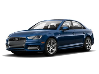 2018 Audi A4 Sedan Scuba Blue Metallic