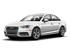 New 2018 Audi A4 2.0T Premium Plus Sedan WAUENAF44JA056636 in Huntington, NY