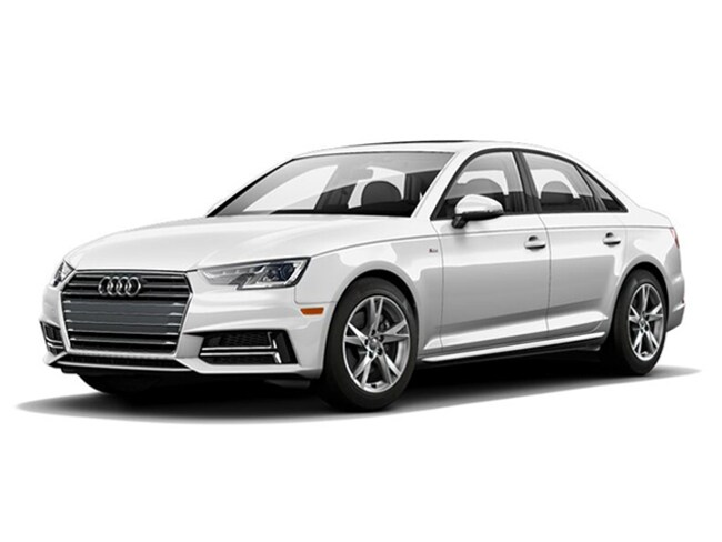 New 2018 Audi A4 2.0T Premium Plus Sedan near Pittsburgh, PA
