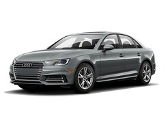 New 2018 Audi A4 2.0T Premium Sedan 6835000 in Iowa City, IA