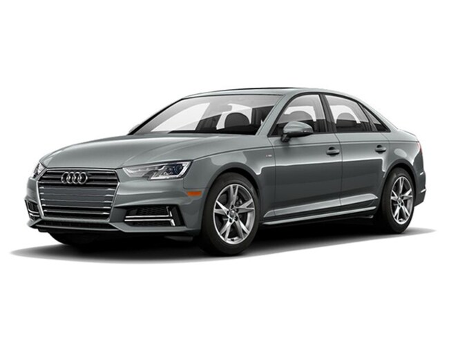 new 2018 Audi A4 Premium Plus Sedan near Salt Lake City UT