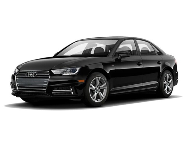 New 2018 Audi A4 2.0T Sedan for sale in Latham, NY